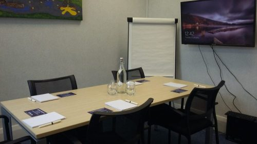 The Wilmslow Meeting Room